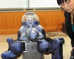Робот-полицейский уже в настоящем