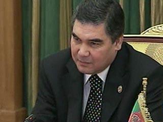 Президент Туркмении уволил главу МВД
