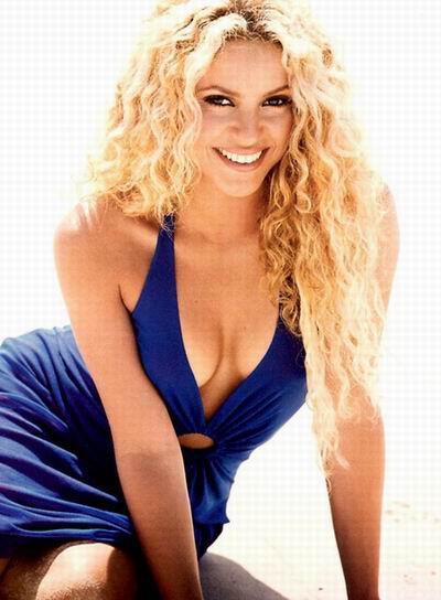 Shakira: выходит замуж за сына экс-президента Аргентины