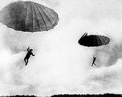 Как и кто изобрел парашют