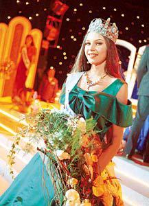 Русские королевы красоты