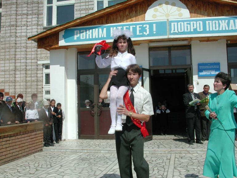 """Сценарий торжественной линейки """"Последний звонок"""""""