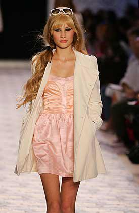 Мода Осень-Зима 2006 Года