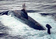 Пожар на атомной подводной лодке «Даниил Московский»