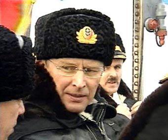 Россия строит новую базу для ЧФ