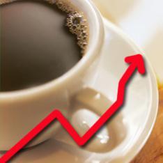 Цены на кофе устремились вверх