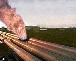 В Волгоградской области взорвался газопровод