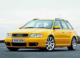 AUDI RS4 (2000-2001). Покупать или нет?