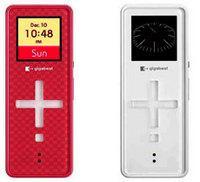 Toshiba представила два новых плеера Gigabeat P10K и P20K
