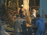 Двое рабочих погибли при обрушении на стройке в Москве