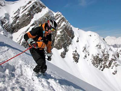 Где покататься на горных лыжах в России