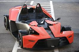 Автомобиль от KTM будет стоить $55 000