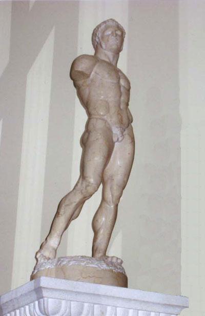 Музей красивых и приватизированных мужчин - часть вторая