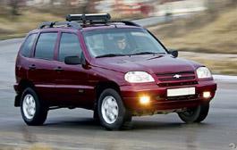 Тестируем «Ниву» с двигателем Opel