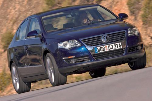 Volkswagen Passat двухлитровый турбодизель 2.0 TDI