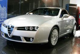Alfa Romeo Spider – eleganza italiana уже в России!