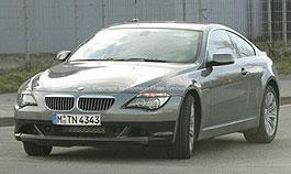 BMW готовит модернизированную «шестерку»