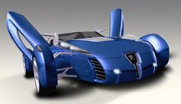 Москвич: может выиграть в конкурсе Peugeot
