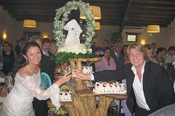 Николай Басков одарил драгоценностями чужую невесту