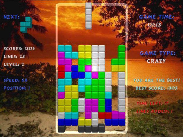 Tetris Arena (Полная версия)