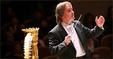 Национальный филармонический оркестр России. Дирижер Джеймс Конлон