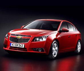 Chevrolet Cruze заменит Lacetti