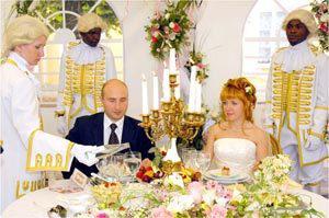 Свадьба: Шуточные вопросы для молодых
