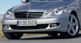 Показан новый Mercedes C-класса!