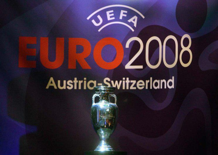 Официальный дебют талисманов Евро-2008