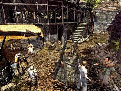 Рецензия сайта GBase.ch на игру Gothic3