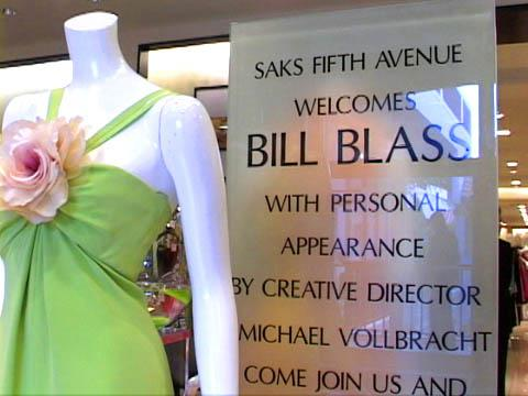 Bill Blass представит коллекцию меха