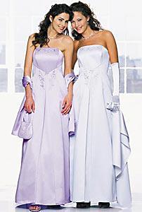 Свадьба: Что надеть подружке невесты.
