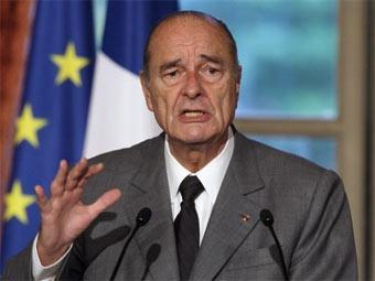 Жак Ширак - биография