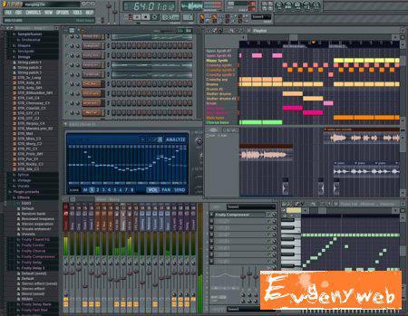 FL Studio 7: полноценная платформа для создания и записи музыкальных произведений