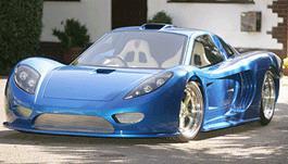 Автомобиль получил 1005 л.с.
