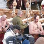 В Запорожье начались съемки художественного фильма «Тарас Бульба».