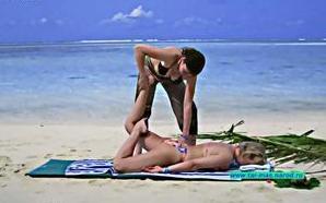 Как делать тайский массаж правильно