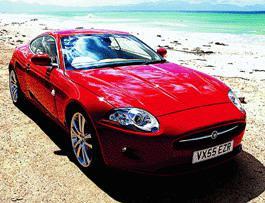 Первый тест новейшего Jaguar XK