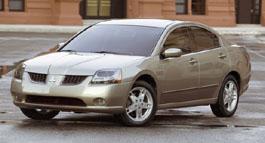 Mitsubishi будет продавать в России новый Galant