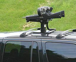 Автомобили начали комплектовать пулеметами!