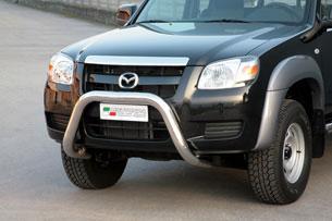Когда в России стартовали продажи Mazda Bt-50