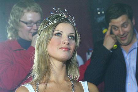 Российский Интернет выбрал себе королеву