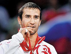 Олимпийский чемпион Ислам-бека Альбиев: Пришел, увидел, победил