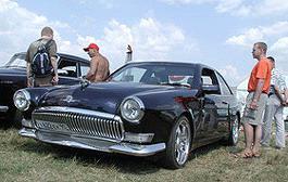 Названы самые экзотичные автомобили России