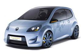 Renault : Renault показала прообраз нового Twingo