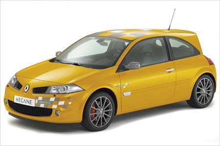 Renault : «F1 R26» - cамый быстрый серийный Megane