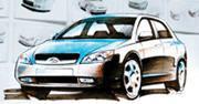 «АВТОВАЗ» будет делать автомобиль вместе с Porsche