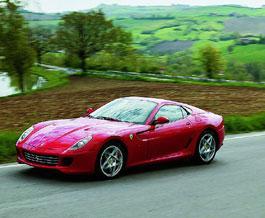 Тест-драйв Ferrari 599 GTB Fiorano – выше неба