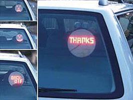 Автомобили будут сами ругаться с водителями
