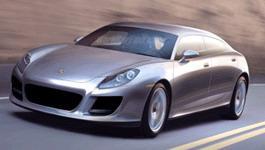 Porsche опустится до седана